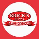 Logo for Brick's Pizza - Arlington