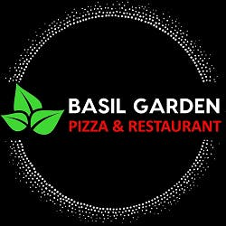 Logo for Basil Garden Pizza