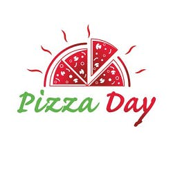 Logo for Pizza Day