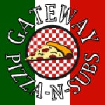 Logo for Gateway Pizza Subs & Indian Cuisine