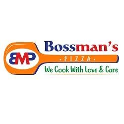 Logo for Bossman's Pizza
