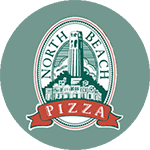 Logo for North Beach Pizza - Grant Ave.