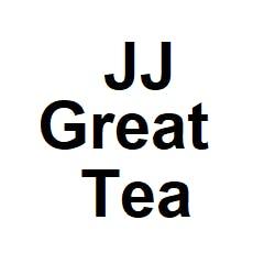 Logo for JJ Great Tea
