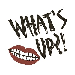 Logo for What's Up Bar & Grill