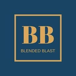 Logo for Blended Blast