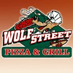Logo for Wolf Street Pizza