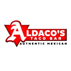 Logo for Aldaco's Authentic Mexican