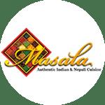 Logo for Masala