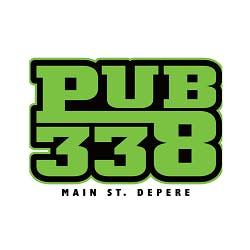 Pub 338 Menu and Delivery in De Pere WI, 54115