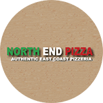 Logo for North End Pizza