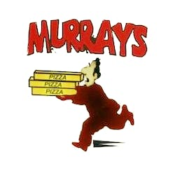 Logo for Murray's In A Hurry - Pizza and Subs