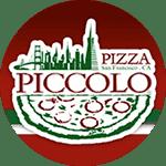Logo for Piccolo Pizza