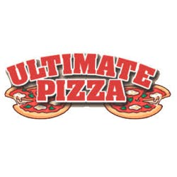 Logo for Ultimate Pizza