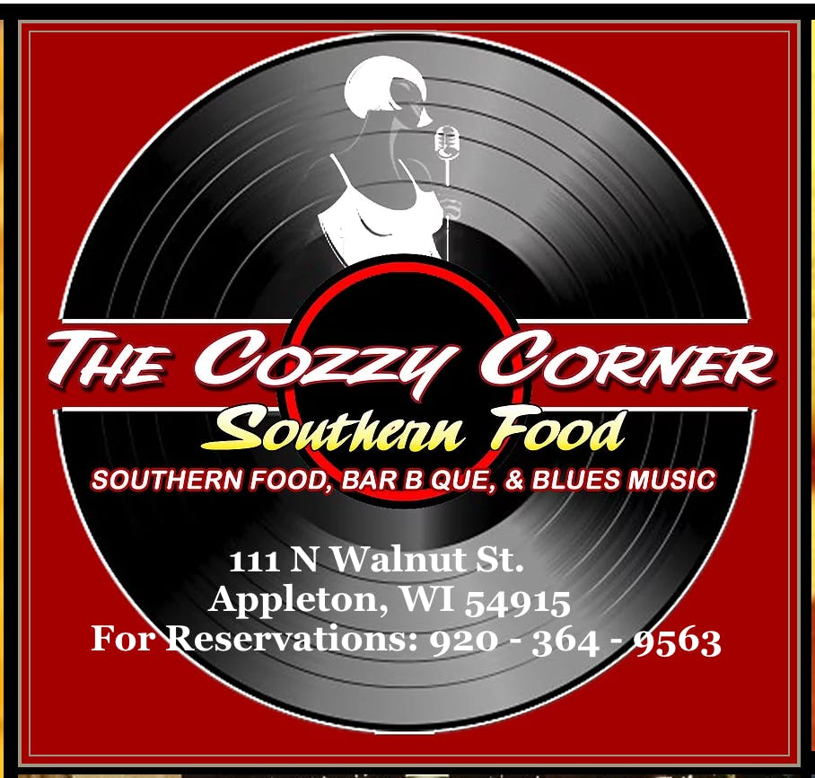 The Cozzy Corner Menu and Delivery in Appleton WI, 54915