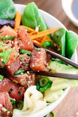 Poke Fresh Menu and Delivery in New York NY, 10028