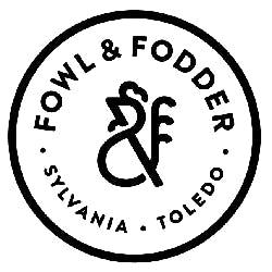 Logo for Fowl & Fodder