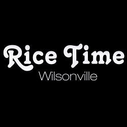 Logo for Rice Time