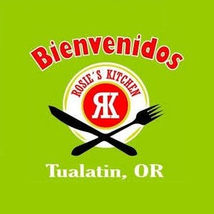 Logo for Rosie's Kitchen