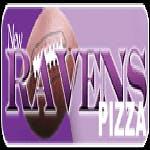 Logo for New Raven Pizza