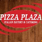 Logo for Pizza Plaza Italian Eatery & Catering