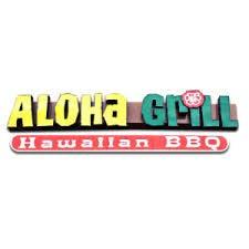 Logo for Aloha Grill