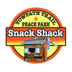Logo for Towpath Trail Snack Shack