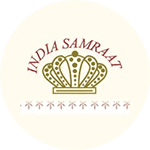 Logo for India Samraat