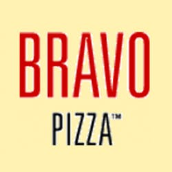 Logo for Bravo Pizza- 14th St