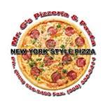 Logo for Mr. G's Pizza