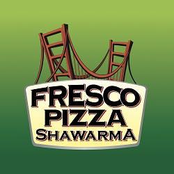 Logo for Fresco Pizza & Shawarma