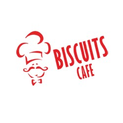 Logo for Biscuits Cafe