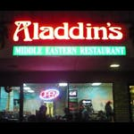 Logo for New Aladdin