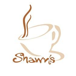 Logo for Shawn's Coffee Shop