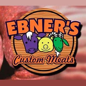 Logo for Ebner's Custom Meats