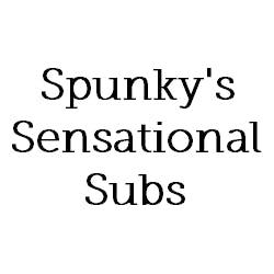 Logo for Spunky's Sensational Subs
