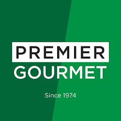 Logo for The Kitchen at Premier Gourmet