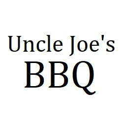 Logo for Uncle Joe's BBQ - Maple St
