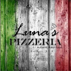 Logo for Luna's Pizzeria