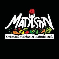 Logo for Madison Oriental Market