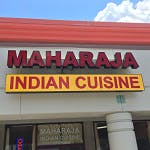 Logo for Maharaja Indian Cuisine