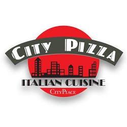 Logo for City Pizza Italian Cuisine