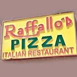 Logo for Raffallo's Pizza - Los Angeles