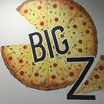 Logo for Big Z Pizza