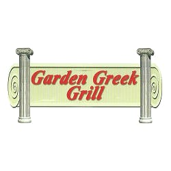 Logo for Garden Greek Grill