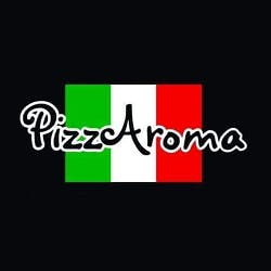 Logo for PizzAroma - Maumee
