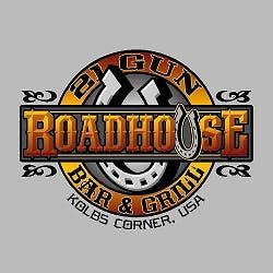 Logo for 21 Gun Roadhouse