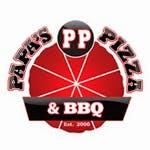 Logo for Papa's Pizza & BBQ - Clinton Twp