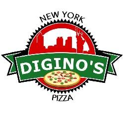 Logo for Digino's NY Pizzeria