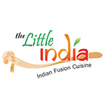 Logo for The Little India