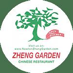 Logo for Zheng Garden